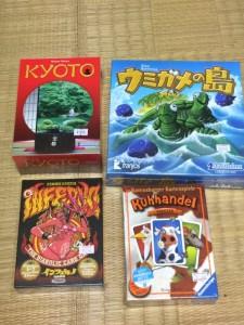 3月に買ったゲーム4本